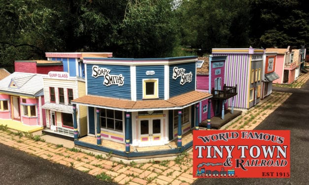 Tiny Town & Railroad