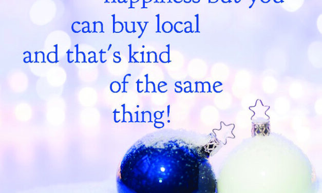 Thank Your for Supporting Local Businesses