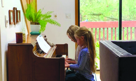 Virtual Piano Lessons  with Elizabeth Barmann