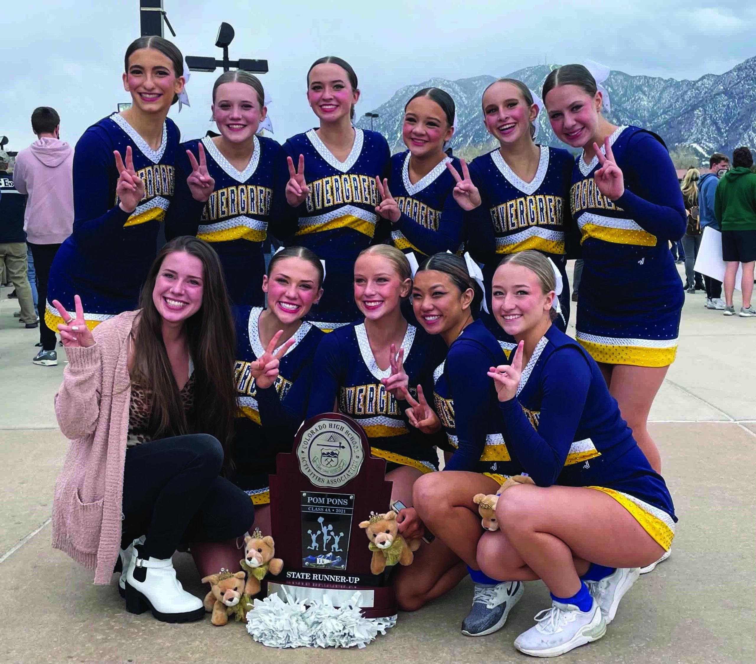 EHS Poms:  Dancing Through Adversity