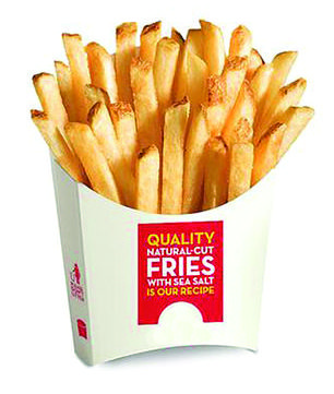 For the Love of the French Fry